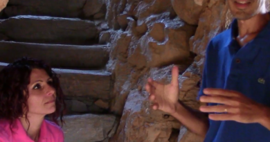 Visita al Nuraghe Nolza con l Archeologa Delogu