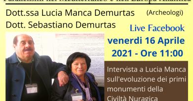 I Protonuraghi della Sardegna con l Archeologa Lucia Manca Demurtas